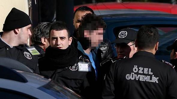 Cerrahpaşa'da polisten intihar girişimi