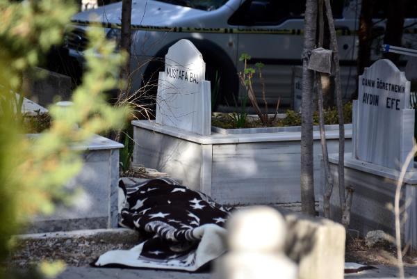 Polis memuru, babasının mezarı başında intihar etti