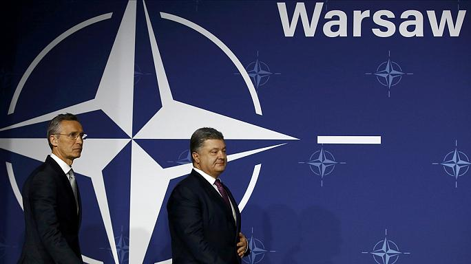Ukrayna NATO için sandığa gidecek