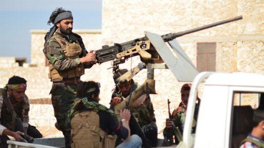 TSK ve cihatçı örgütler El Bab'ın dış mahallelerini ele geçirdi