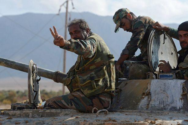 Suriye Ordusu, Dera'ya dönük hamle yapmaya hazırlanıyor