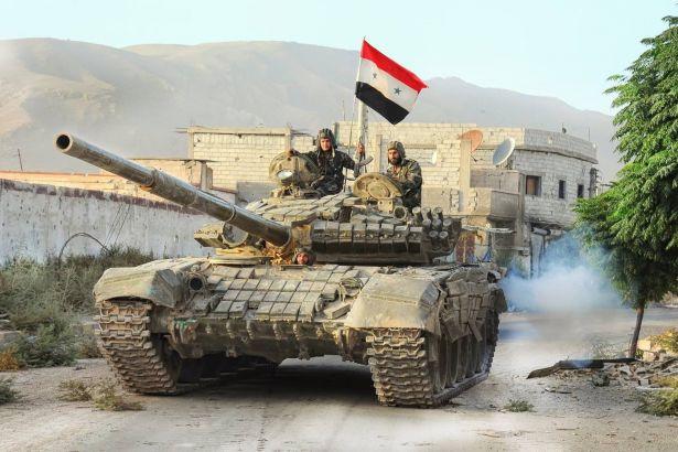 Rusya: Suriye Ordusu El Bab'da Türkiye ile birlikte çizilen sınır çizgisine kadar ilerledi