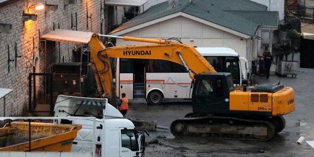 Taksim'e cami yapacak olan'hayırsever' firma şaşırtmadı