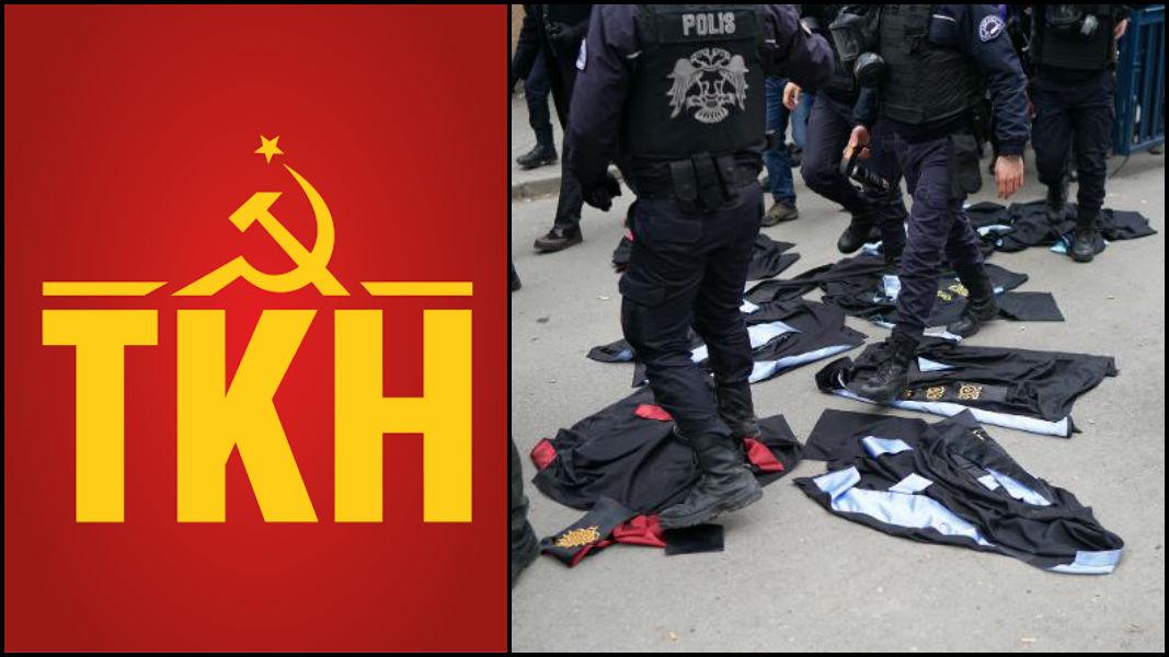 Komünistler diyor ki: AKP postalı altında ezilen ülkemizdir!