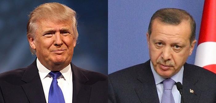 Saray'dan Erdoğan-Trump görüşmesi için açıklama