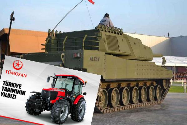 Altay tankı motor ihalesi iptal edildi... Traktör motoru üreten firma devre dışı!