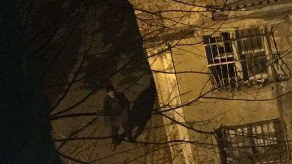Mahkeme kız yurdu önünde sapıklığı serbest bıraktı