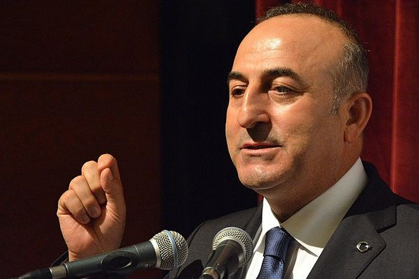 Dışişleri Bakanı Çavuşoğlu: ABD açıklamayı önceden yazmış