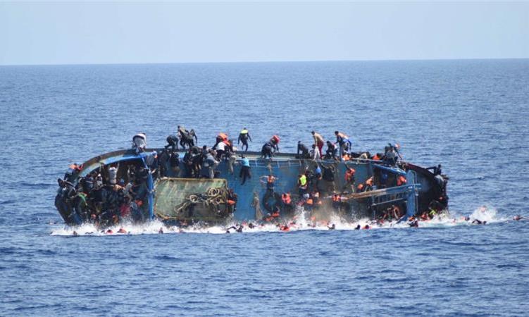 Akdeniz'de tekne battı: 146 sığınmacı kayıp