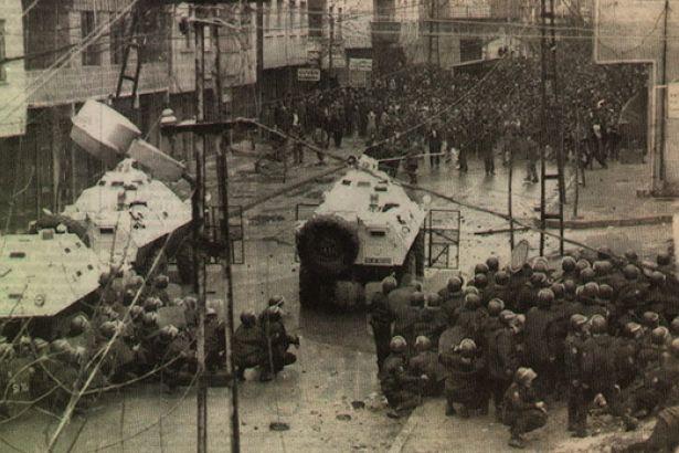 TKH Gaziosmanpaşa: Dün 12 Mart'ı yaratanlar bugün diktatörlük peşinde!