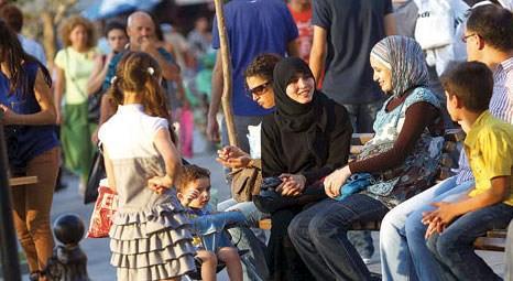 16 Nisan'da Suriyelilere sokağa çıkma yasağı