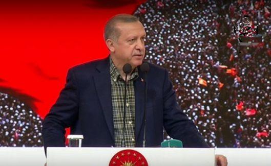 Erdoğan Almanya'ya'çok sert' çıktı: Ben istersem gelirim. Ve kapıdan sokmadığınız zaman da dünyayı ayağa kaldırırım
