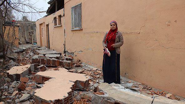 Adıyaman'da 5.8 büyüklüğünde deprem!