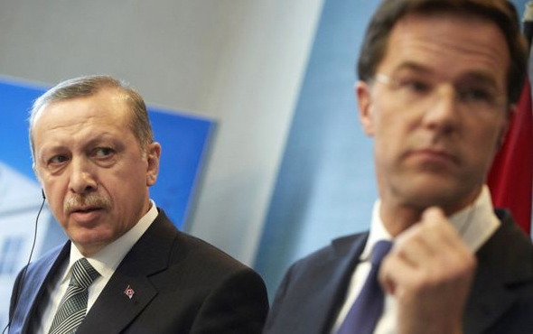 AKP'den Hollanda seçimlerine ilişkin ilk açıklama