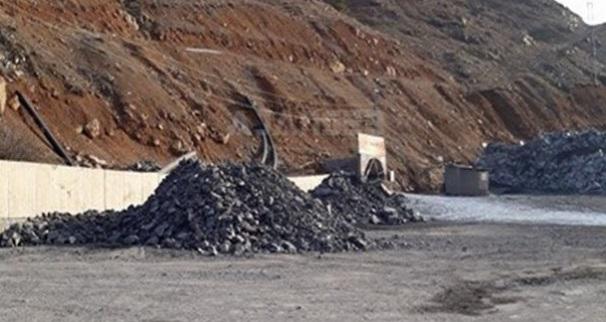 Madende iş cinayeti: Emekli olmayı bekleyen işçi, üzerine düşen kayanın altında kalarak can verdi