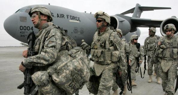 Rakka operasyonu için ABD'den Suriye'ye asker sevkiyatı