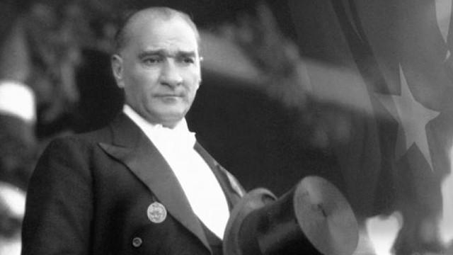 Mustafa Kemal Atatürk ölümünün 79. yılında anılıyor