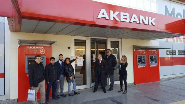 Akbank'ta grev kararı alındı