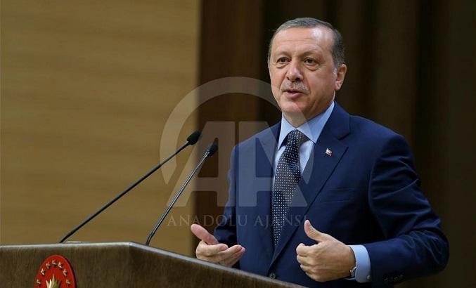 Erdoğan'ı takip eden AA muhabiri görevden alındı