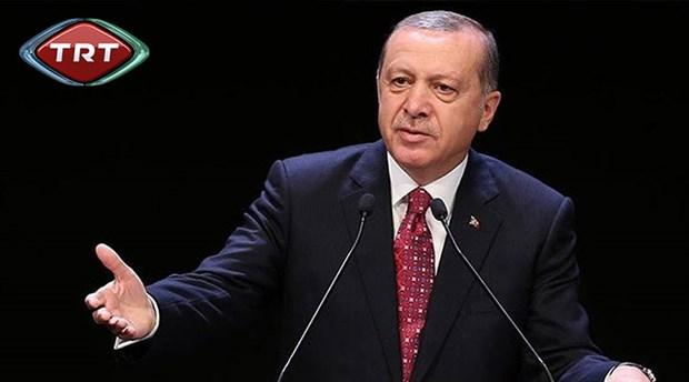 Erdoğan TRT'ye çıkmıyor