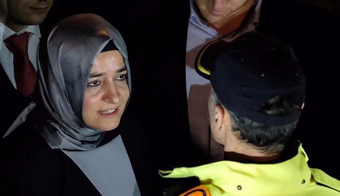 Bakan Sayan'ı Hollanda'ya Erdoğan mı yolladı: