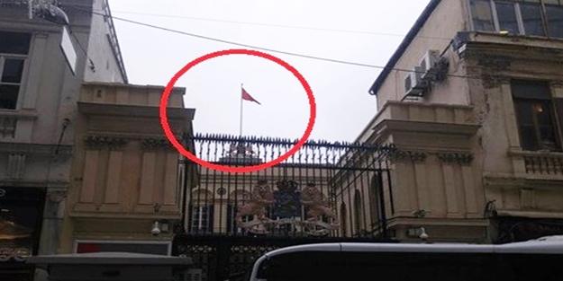 Hollanda'nın İstanbul Başkonsolosu: Bayrağı görevlinin indirdiği iddiası saçmalık