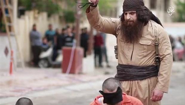 Telefonundan katliam görüntüleri çıkan IŞİD sanığına beraat kararı