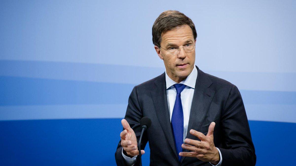 Hollanda Başbakanı Rutte: Asıl Erdoğan özür dilesin