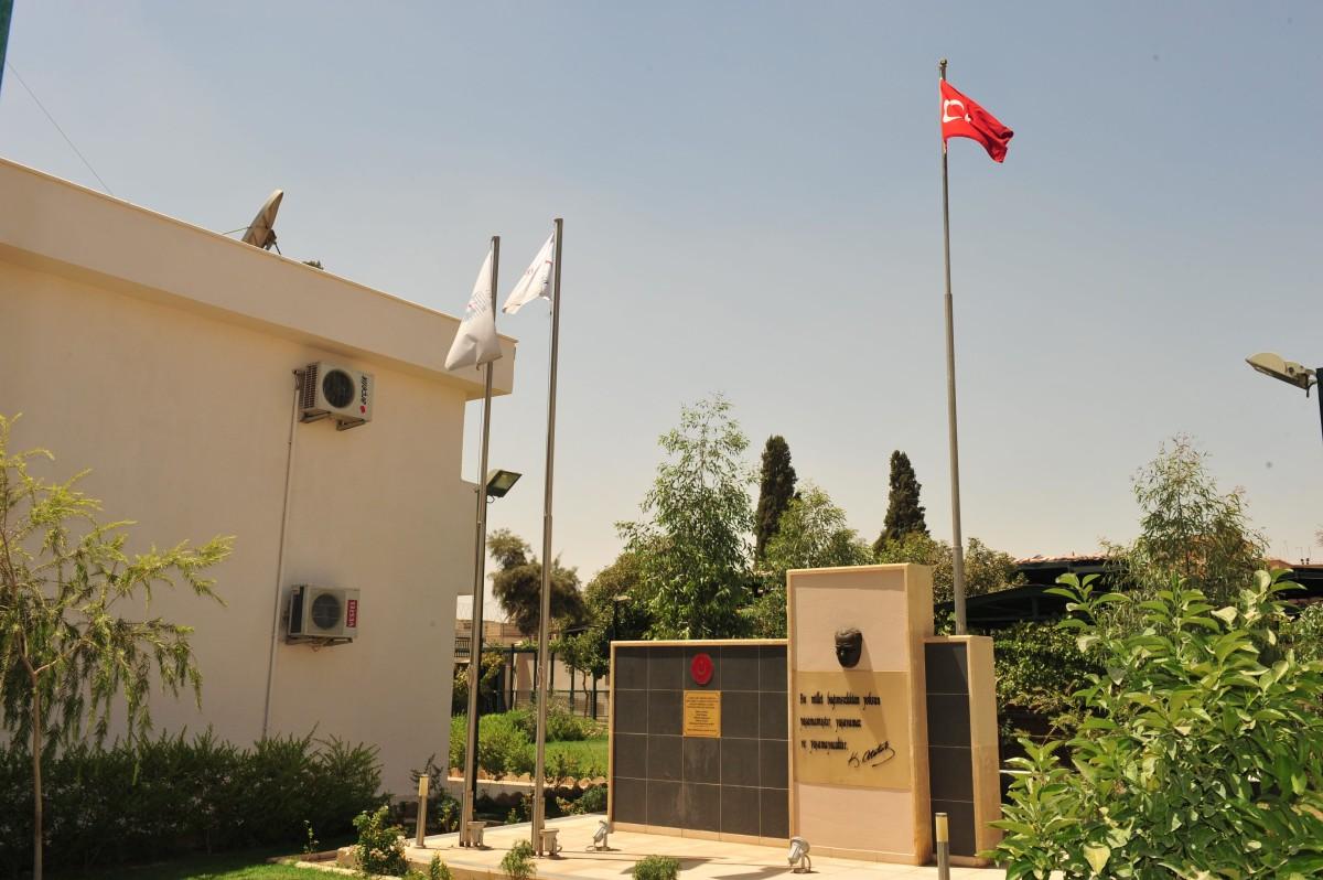 Musul'da Türkiye konsolosluğu IŞİD'den alındı