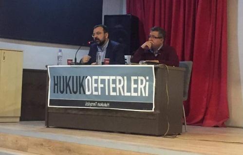 Eskişehir'de referandum öncesinde anayasa ve rejim tartışıldı