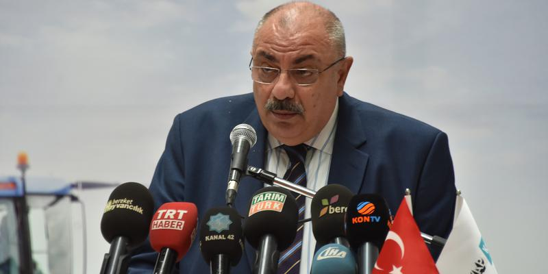 Tuğrul Türkeş'den ilginç başkanlık yanıtı: Onu git Bahçeli'ye sor gurban olduğum