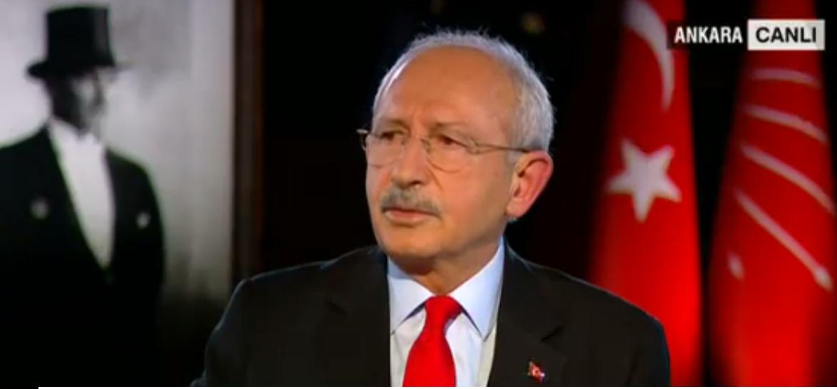 Kılıçdaroğlu: Erdoğan'ın istifa etmesini istemem