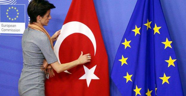 Erdoğan'ın sözleri üzerine Türkiye'nin AB Büyükelçisi çağrıldı