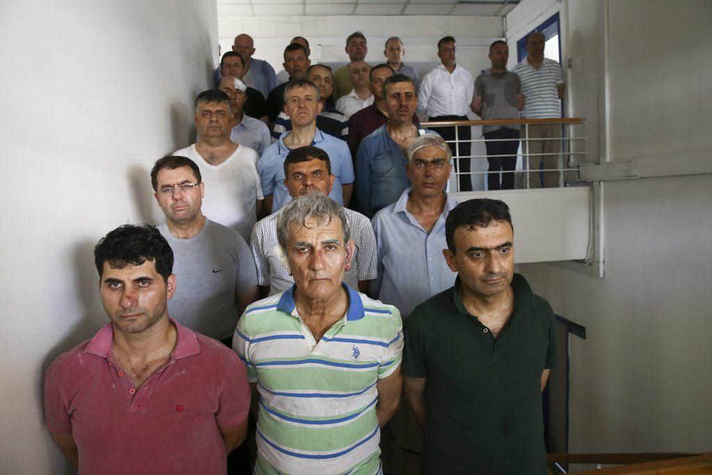 15 Temmuz'un ana iddianamesi mahkemede: İşte 'Yurtta Sulh Konseyi' üyesi olduğu iddia edilen isimler...