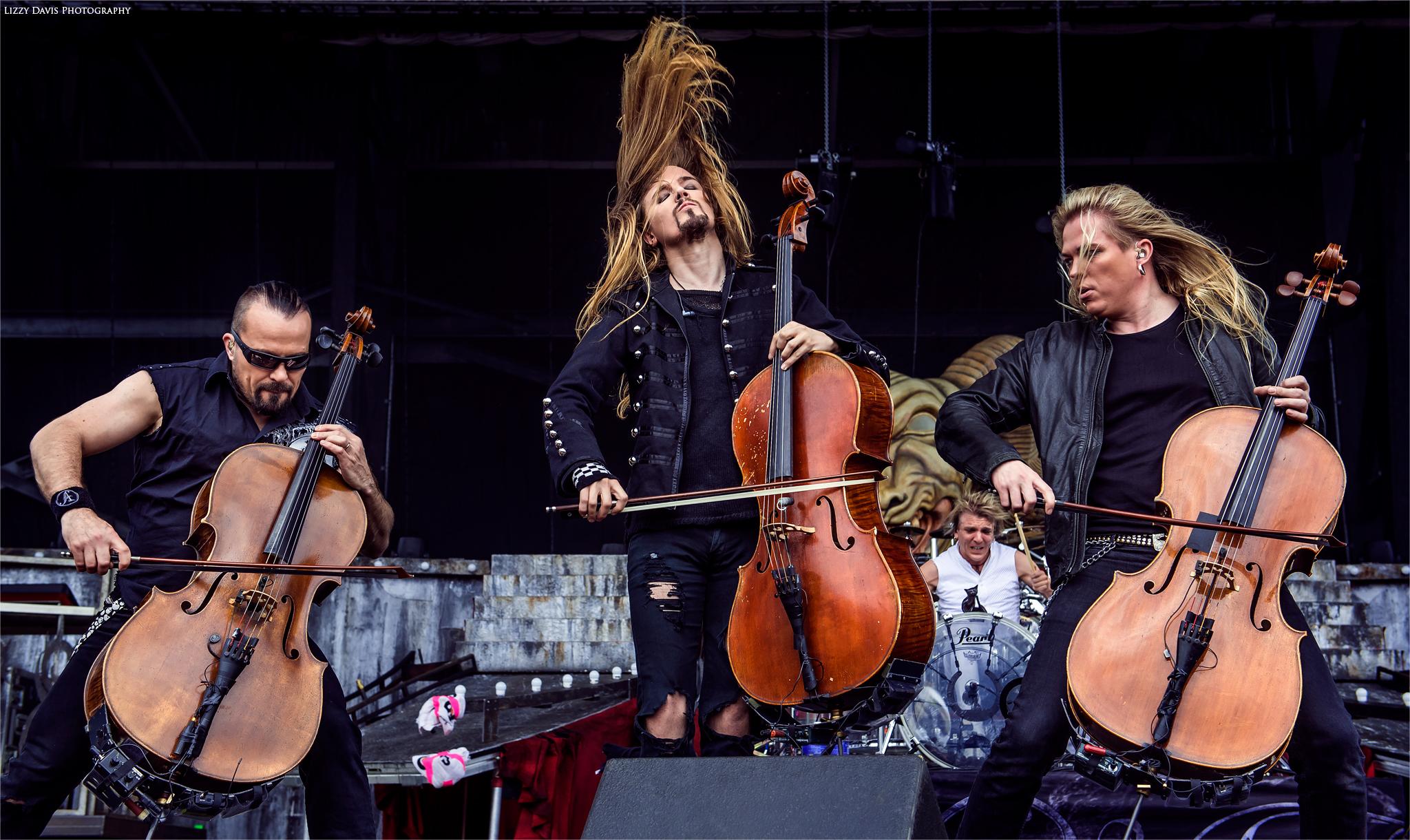 Apocalyptica İstanbul konserini iptal etti