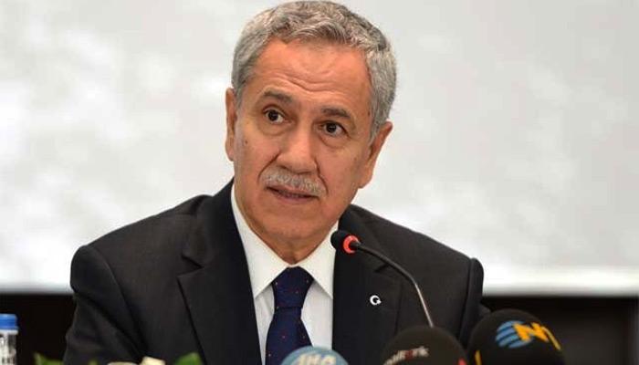 Bülent Arınç'tan Abdullah Gül'e KHK desteği
