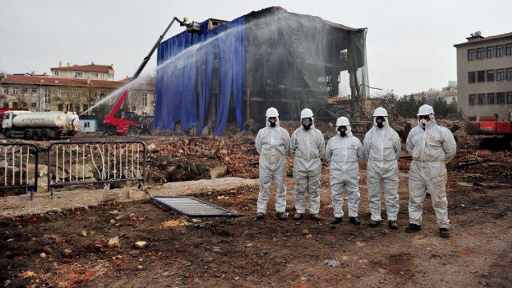 Yargıdan asbest tehdidine durdurma kararı