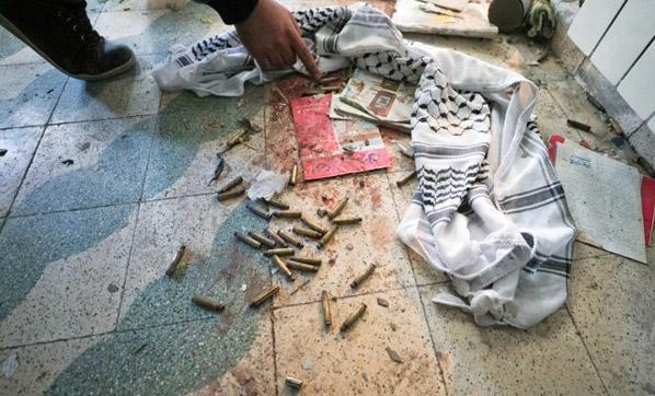 İsrail Filistinli aydını yargısız infaz etti