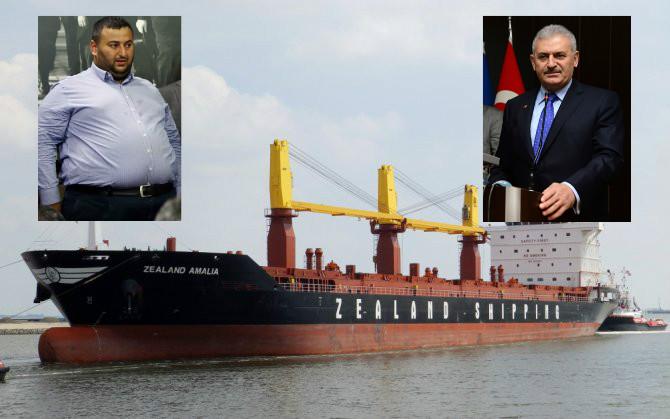 Yıldırım ailesinin Hollanda'daki gemileri Meclis gündeminde: Faaliyetleri askıya alacak mısınız?