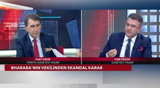 Cem Küçük'ten tüm Halkbank çalışanlarına: