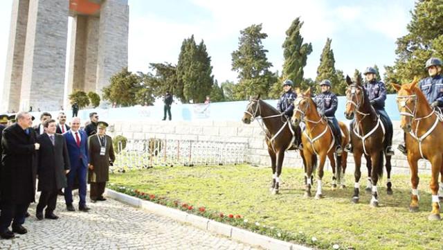 Törendeki atların Hollanda cinsi olduğunu öğrenen Erdoğan: Yapma yav