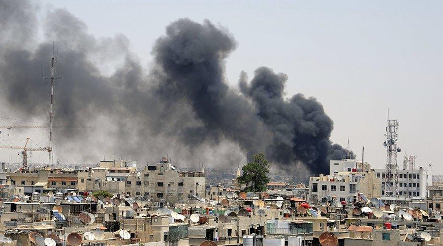 Şam'da adliyeyi hedef alan saldırıda en az 25 kişi hayatını kaybetti: İşte detaylar...