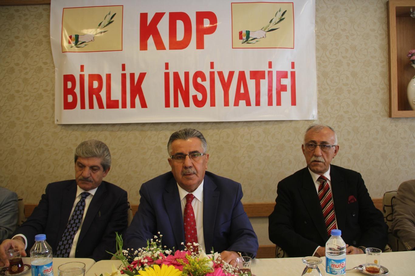Barzani'nin partisi 'Evet' dedi