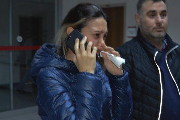 Manisa'da hamile kadını darp eden saldırgan serbest bırakıldı!