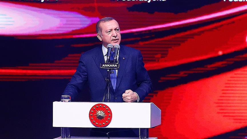 """Erdoğan'dan tek adamlık itirafı: """"Tek bir muhatap olacak"""""""