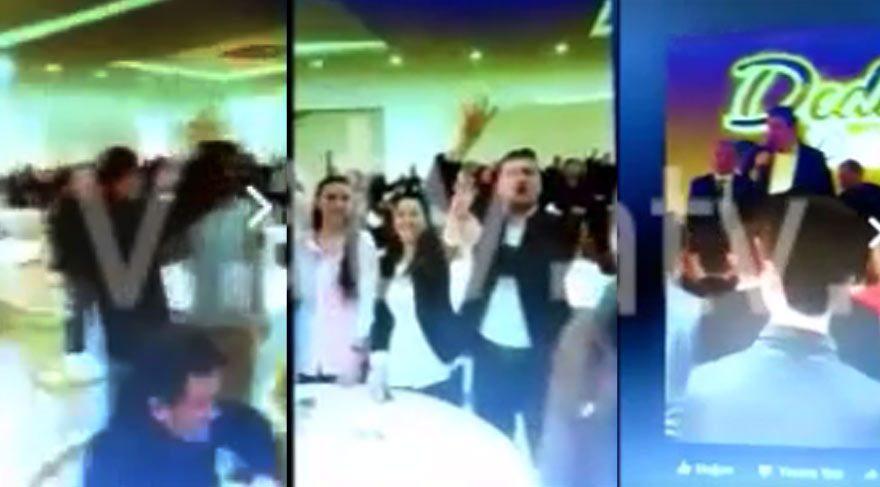 VİDEO | AKP'liler'Erdoğan'ı memnun etme' provası yaptı