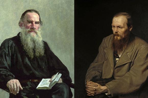 Ukrayna, Tolstoy ve Dostoyevski'yi yasaklıyor!