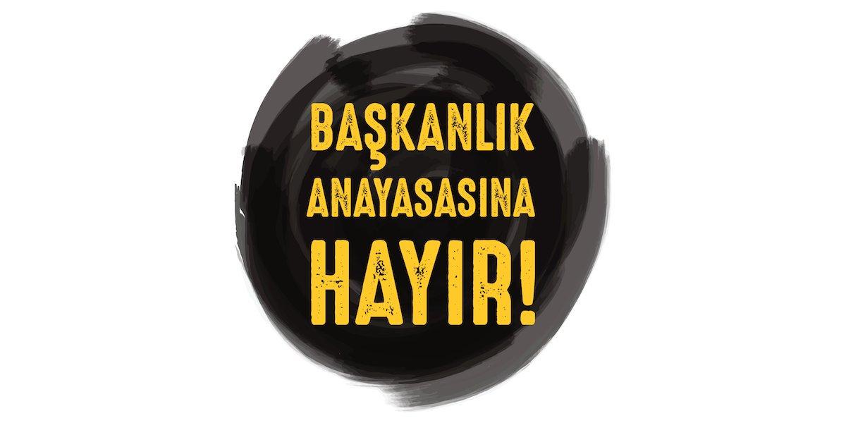 VİDEO | Başkanlığa Hayır Komiteleri'nden HAYIR şarkısı: Havayı döndür haydi!