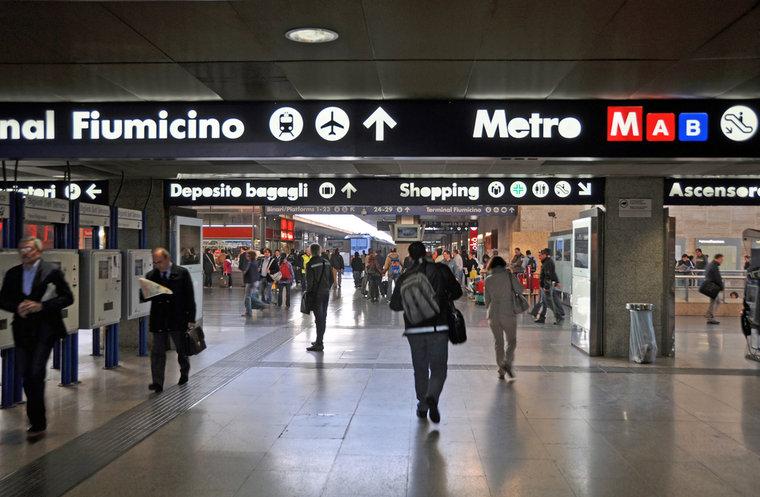 İtalya havaalanlarında grev