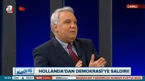 VİDEO | AKP'li milletvekili: Hollanda ve Almanya'ya teşekkür etmeliyiz,'Evet' oylarına 2 puan katkı yaptılar